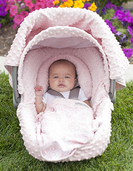 Car Seat Canopy Angelina Whole Caboodle