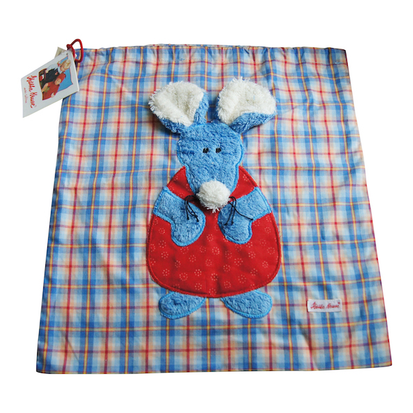 Kathe Kruse  Storage Bag- Mouse