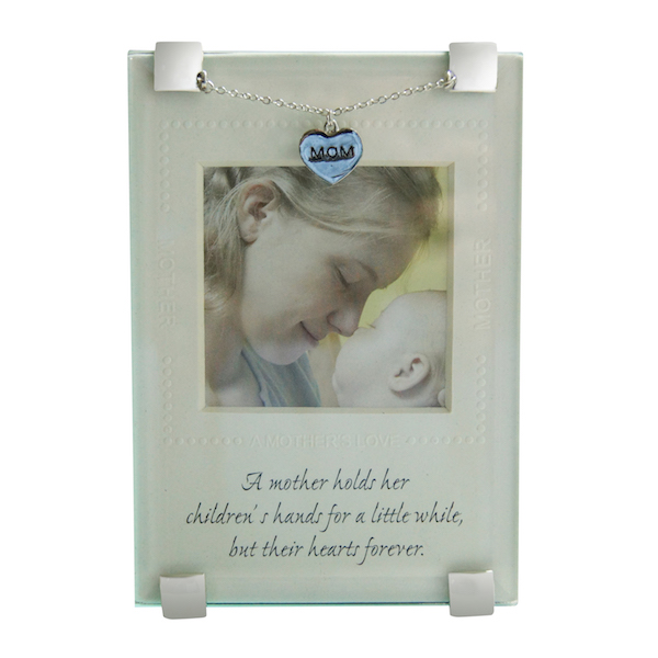 Clipped Baby Frame