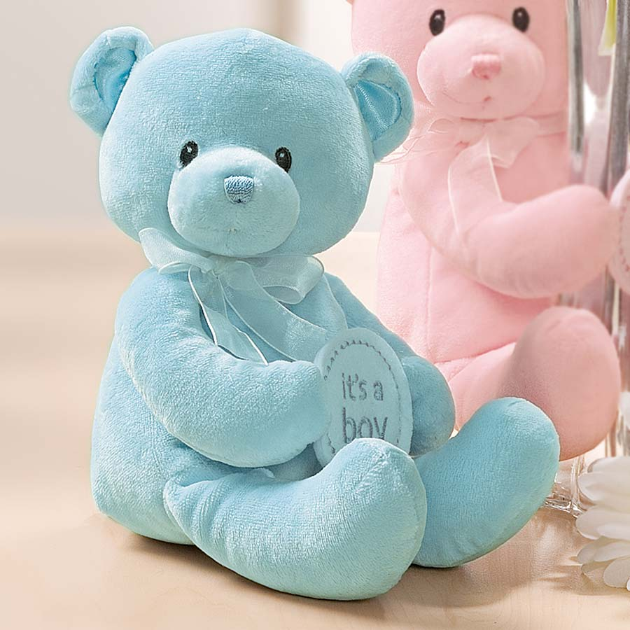Gund it's a Boy Vase Hugger