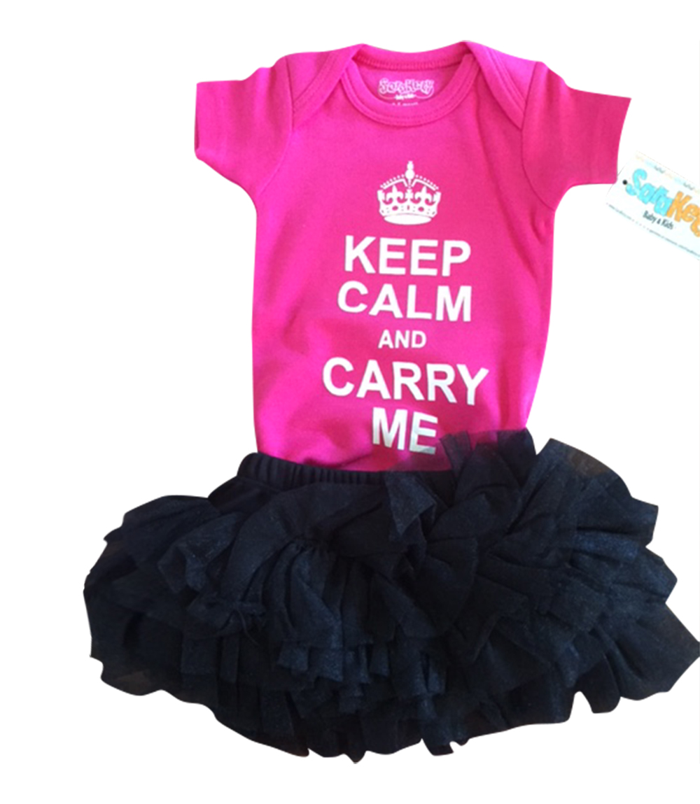 I Love My Aunt Onesie with Detachable Tutu
