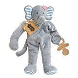 Safari Paci Cuddlers- Elephant