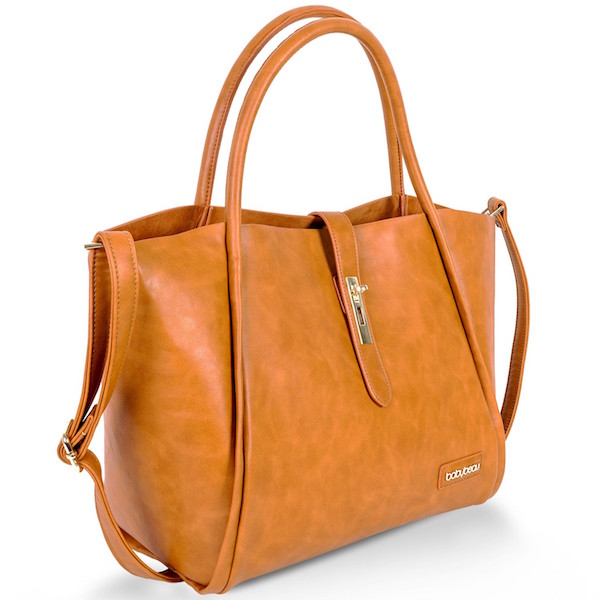 Beau Diaper Bag-Tan