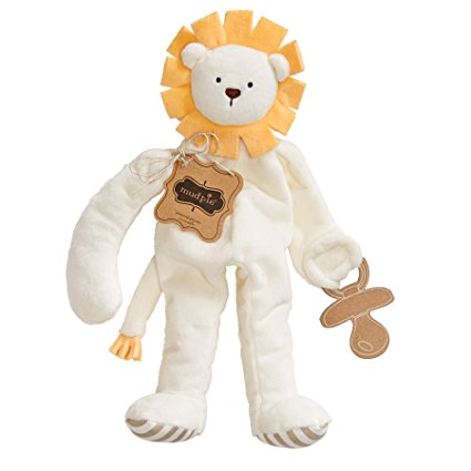 Safari Paci Cuddlers- Lion