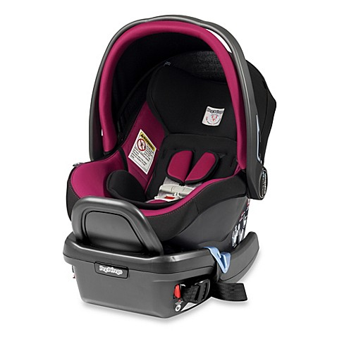 Peg perego Primo Viaggio 4/35Infant Car Seat with Base- fleur
