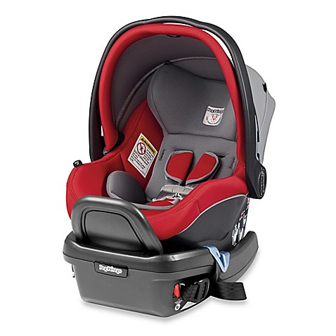 Peg perego Primo Viaggio 4/35Infant Car Seat with Base- Tulip