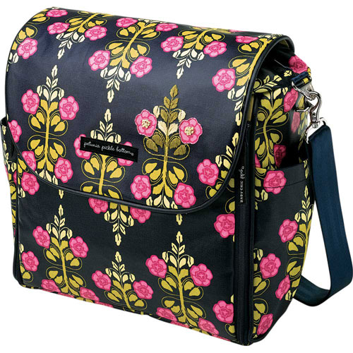 Petunia Pickle Bottom Siesta in Sevilla Boxy-backpack
