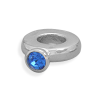 Steling Silver September Birthstone
