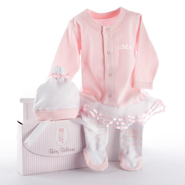 Baby Aspen Big Dreamzz Baby Ballerina 2 piece set