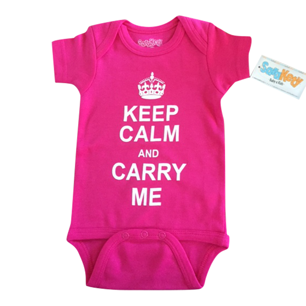 Sara Kety, Keep Calm and carry me Onesie